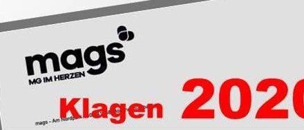 mags-Festsetzungsbescheide Abfallgebühren 2020: Klagefrist könnte in diesen Tagen ablaufen!
