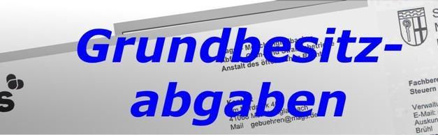Mönchengladbach bei den Grundbesitzabgaben auf dem drittletzten Rang der 100 größten deutschen Städte